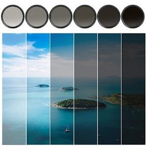 Image 3 - K & F Concept Verstelbare ND2 Om ND400 Nd Lens Filter 37 Mm 55 Mm 58 Mm 62 Mm 67mm 72 Mm 77 Mm 95 Mm Slim Fader Variabele Neutral Density
