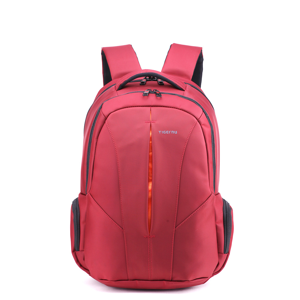 177efa4ab7c7 T B3105 Tigernu Waterproof FIne Men Women Nylon Backpack Laptop Rucksack  Shool Back Bag Mochilas High Quality-in Backpacks from Luggage   Bags on ...