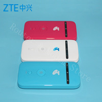 Unlocked New 3G SIM Card Mifi Router ZTE MF65 HSPA+ 21.6Mbps 3G Wireless Router 3G UMTS 2100MHz Mobile Pocket WIFI Broadband