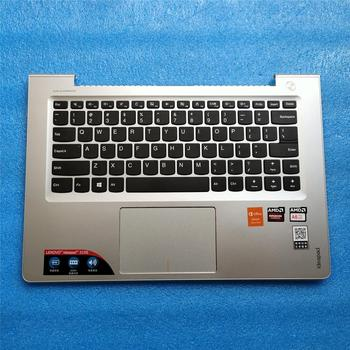 Original For Lenovo IdeaPad 310S-14 510S-14 310S 510S Palmrest Upper Case Top Cover US Keyboard ssilver