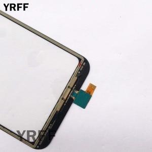 Image 5 - נייד מגע מסך עבור Cubot R15 מגע מסך מושלם תיקון חלקי מגע חיישן Digitizer פנל קדמי זכוכית 3 M דבק מגבונים
