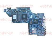 motherboard for hp dv6 dv6-6000 laptop motherboard 659150-001 ddr3 Free Shipping 100% test ok недорого