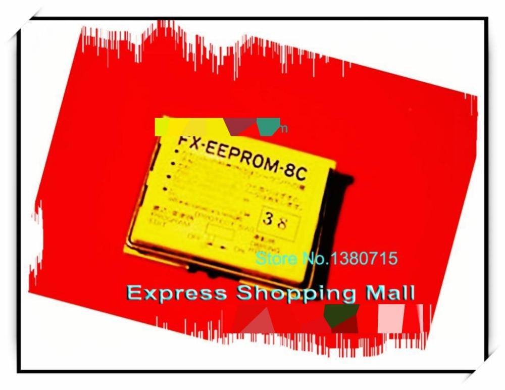 New Original FX-EEPROM-8C PLC Memory Cassette plc memory cassette fx3u flrom 16 new original well tested working three months warranty