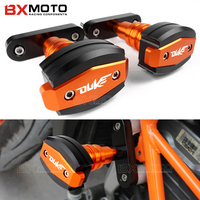 CNC Accessories Engine Protector Sides For KTM DUKE 125 200 390 Motorcycle Left Right Frame Slider