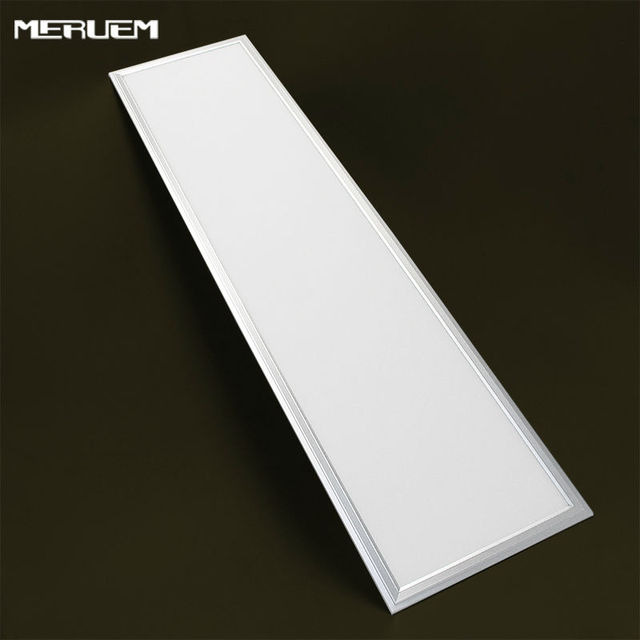 Aliexpress.com : 40 watt dimmbare led panel licht 1200*300mm 3000 ...