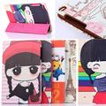 """Free Screen Film Protectors + T1-A21W Case New Cute cartoon cover case For 9.6"""" Huawei MediaPad T1 10 honor note T1-A23L"""