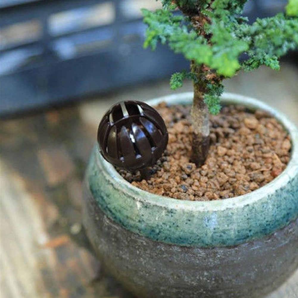 Ferramenta de Bonsai Planta de Fertilizantes Cesta Tampa Da Caixa Caso de Cúpula Macia Caso Portátil *