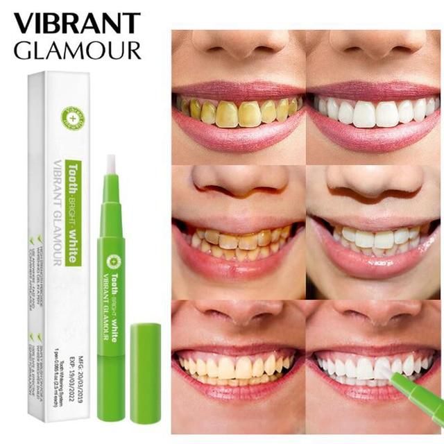 1 Pza lápiz blanqueador de dientes limpieza suero eliminar manchas de placa herramientas dentales higiene bucal Gel blanqueador de dientes pasta de dientes