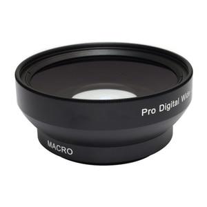 Image 4 - FOTGA 52mm 0.45x Camera Lenzen Groothoek & Macro Conversion Lens 0.45x52 Voor CANON NIKON SONY 52MM LENS
