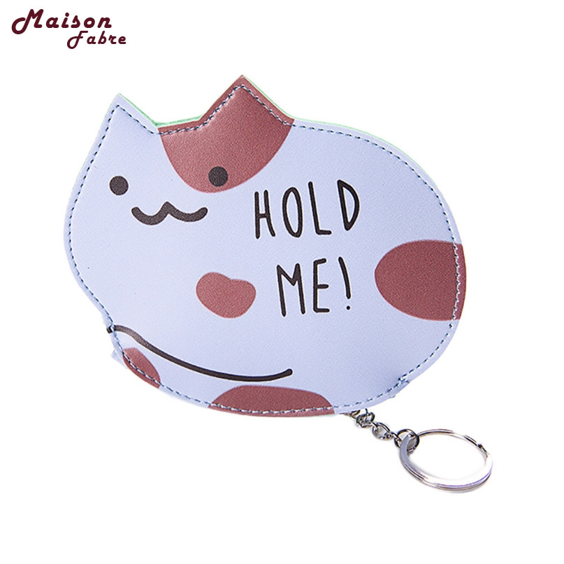 Maison Fabre Best Deal Purse Women Girls Cute Fashion Snacks Coin Purse Wallet Bag Change Pouch Key Holder Gifts drop shipping(China)