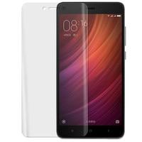 Full Cover Screen Protector For Xiaomi Redmi 4X High Clear Anti Fingerprint TUP Soft Anti Oil