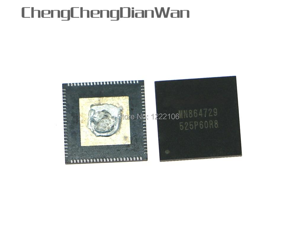 ChengChengDianWan 3 stks Originele Nieuwe MN864729 HDMI ic voor PS4 CUH 1200 IC-in Vervangende onderdelen en toebehoren van Consumentenelektronica op  Groep 1