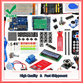 upgrade kit UNO r3 development board with film key kit