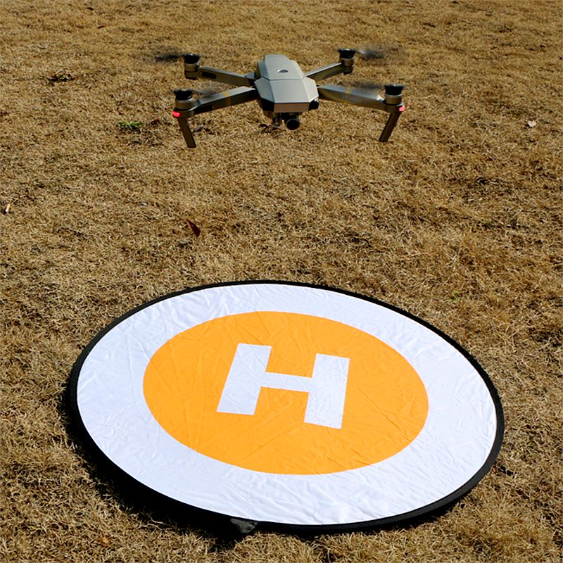 80cm Helipad Landing Pad Foldable Parking Apron Accessories for DJI font b Mavic b font font