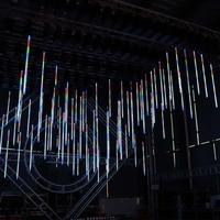 Hotsale kinetic falling star tube disco lighting