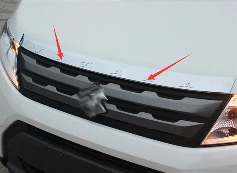 1pcs-Front-Hood-Grill-Grille-Bonnet-Cover-Molding-Trim-For-Suzuki-Vitara-15-16 (1)
