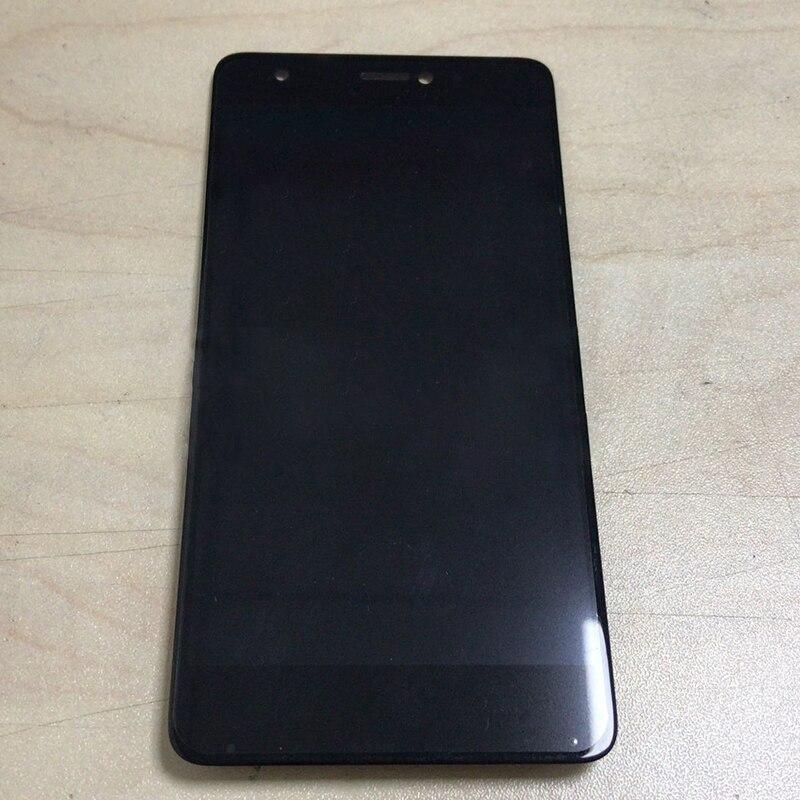 Тренд точка Сенсорный экран телефона в сборе для BQ Aquaris X/X Pro Аксессуары для мобильных телефонов touch Панель Экран сборки