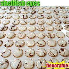 NEW product shellfish lure eyes fishing well done! 4MM-5MM-6MM-8MM number:300pcs/lot size:DH-1