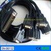 2mtr DB62 To 8 Port DB9 Cable CBL M62M9x8 100