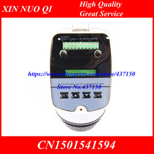 Image 1 - 4 20MA משולב מד רמה קולי קולי רמת מטר 1 m 2 m 3 m 5 m 20 m קולי מים רמת מד DC24V רמת חיישן