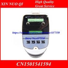 4 20MA integrato misuratore di livello ad ultrasuoni misuratore di livello ad ultrasuoni 1 m 2 m 3 m 5 m 20 m dacqua ad ultrasuoni indicatore di livello DC24V sensore di livello