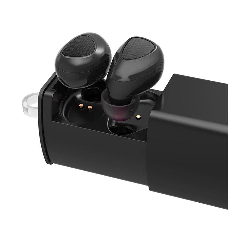 bilder für 2017 Mini TWS Drahtlose Ohrhörer In Ohr Kopfhörer Bluetooth 4,1 Stereo Kopfhörer Mit Ladebuchse Für iPhone 7 Xiaomi