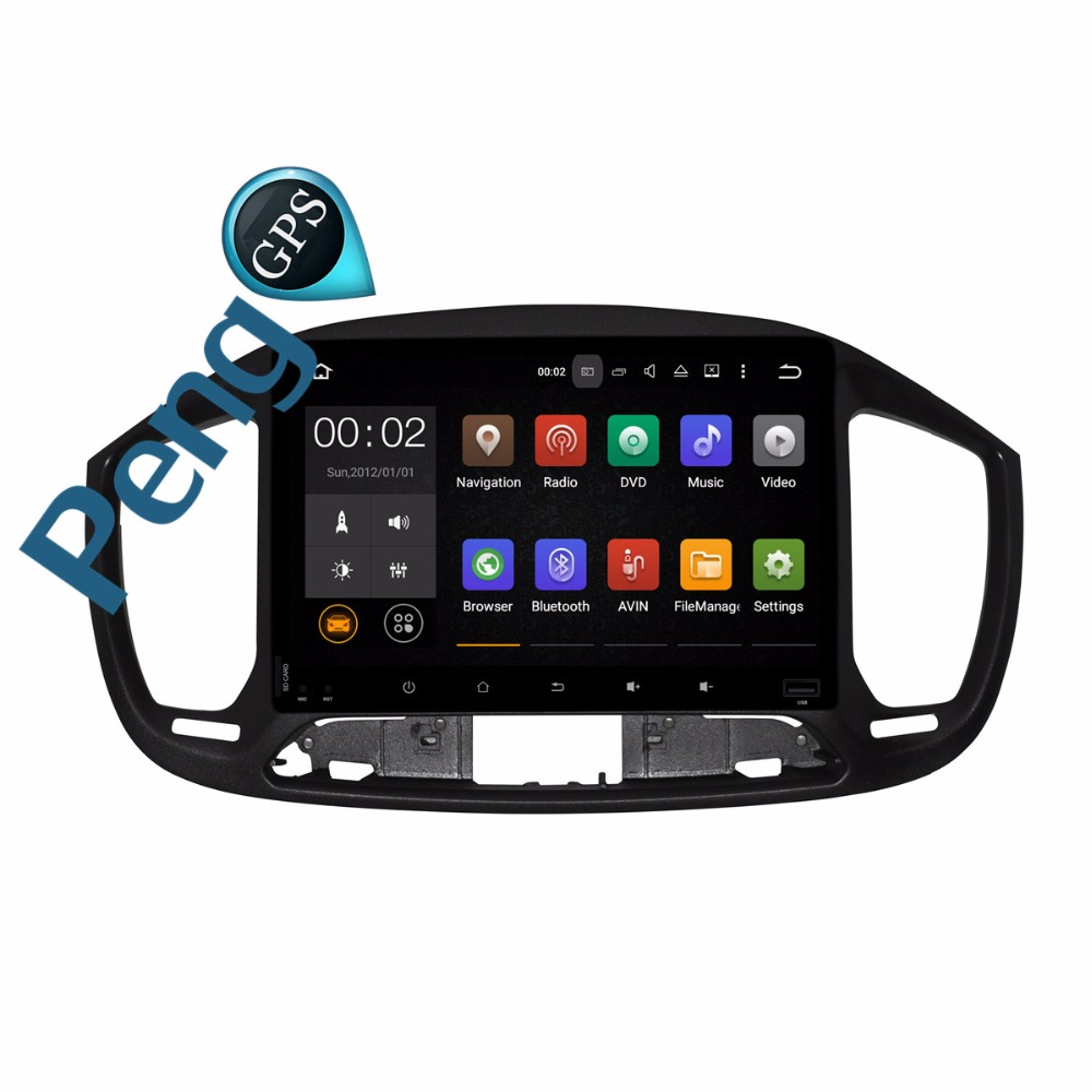 Octa Core 2 Din Stereo Android 8 0 Car Radio DVD Player for FIAT Uno 2014