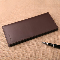 2014 New Men Wallets Famous Designer Brands High Quality Genuine Leather Wallet Men Luxury Long Wallets