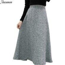 3a33a40c5 Promoción de Woolen Pleated Skirt - Compra Woolen Pleated Skirt ...