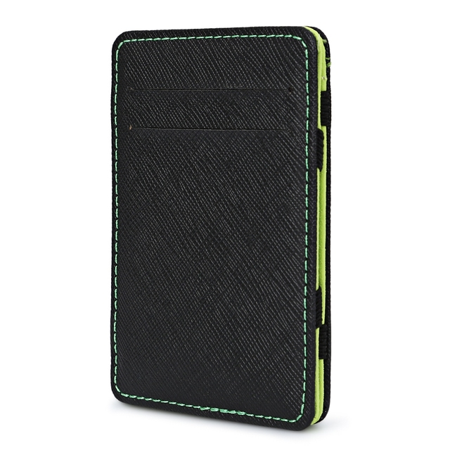 Casual style mini card holder money clip for men business card casual style mini card holder money clip for men business card holder men wallet colourmoves Image collections