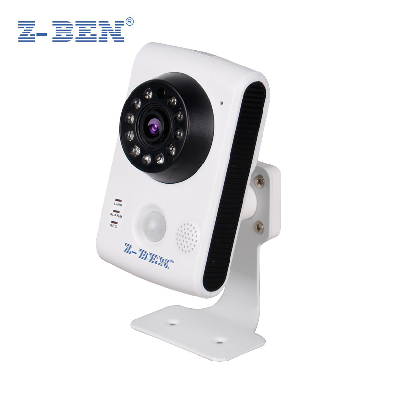 все цены на Z-BEN HD Mini Wifi IP Camera IPBH02 Wireless 720P Smart P2P Baby Monitor Network Security Camera Smartphone Remote View Cam