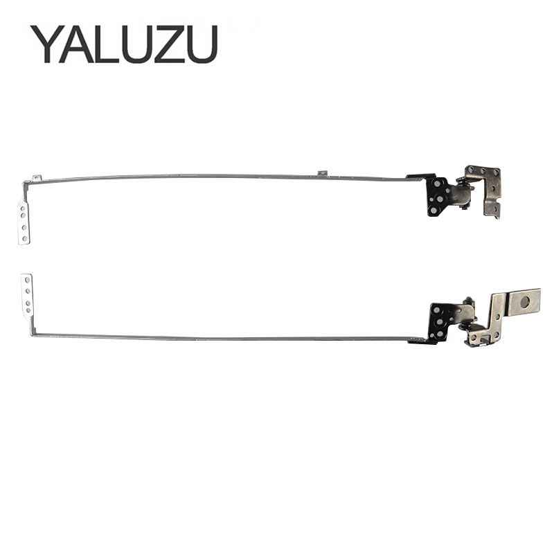 YALUZU ноутбука ЖК-дисплей петля для ACER V5-531 V5-571G V5-571 V5-531G V5-551 MS2361 ЖК-дисплей Экран петлями P/N: 34.4VM07.XXX 34.4VM06.XXX L + R