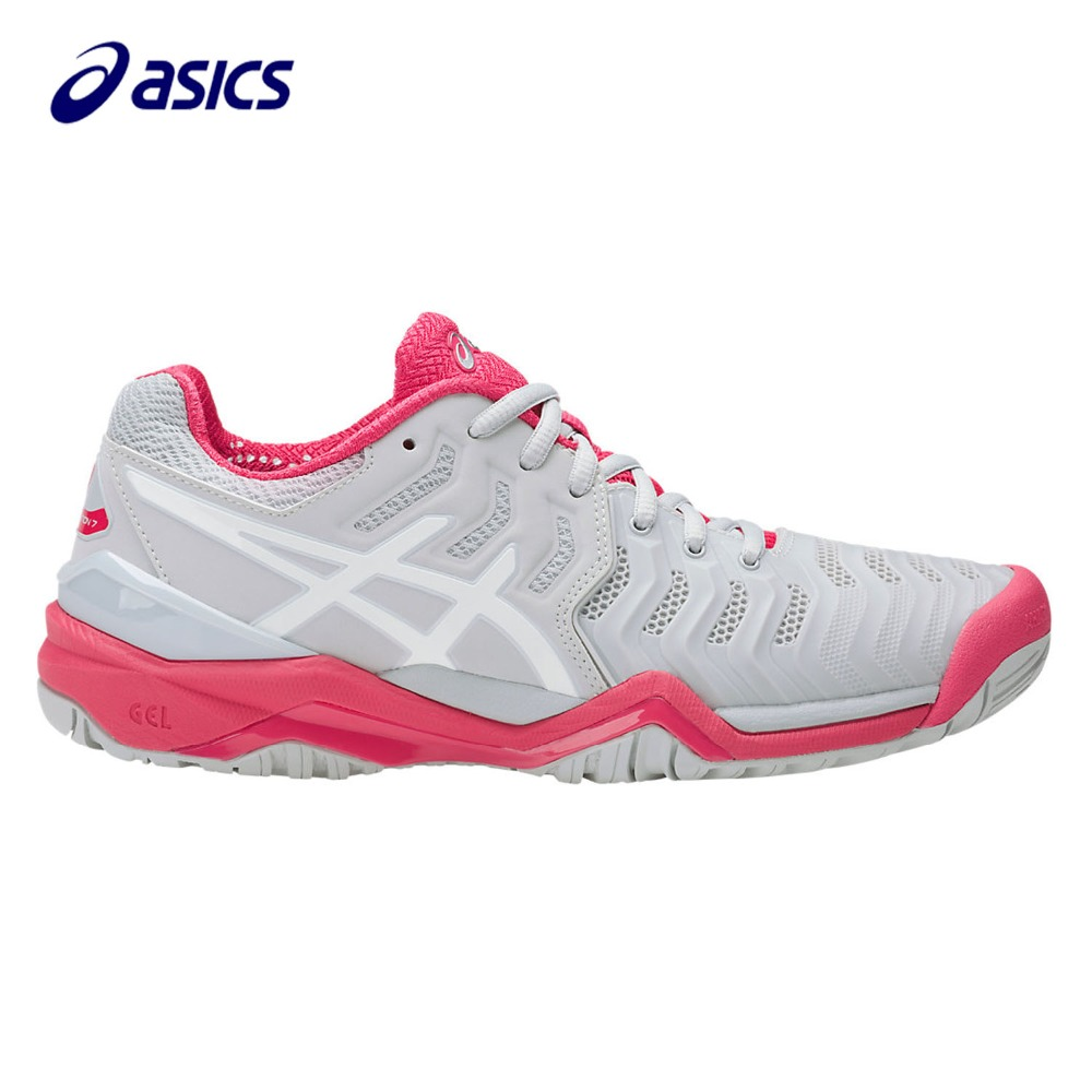 Orginal ASICS New Women Running Shoes  Breathable Stable Shoes outdoor Tennis shoes classic Leisure Non-slip E751Y-9601