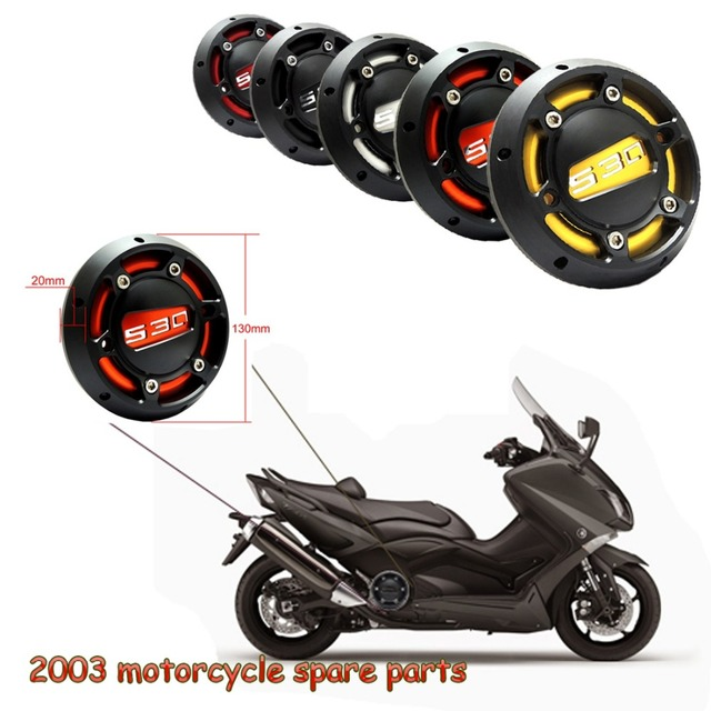 buy tmax 530 cnc engine stator cover protector for yamaha tmax t max 530 2012. Black Bedroom Furniture Sets. Home Design Ideas