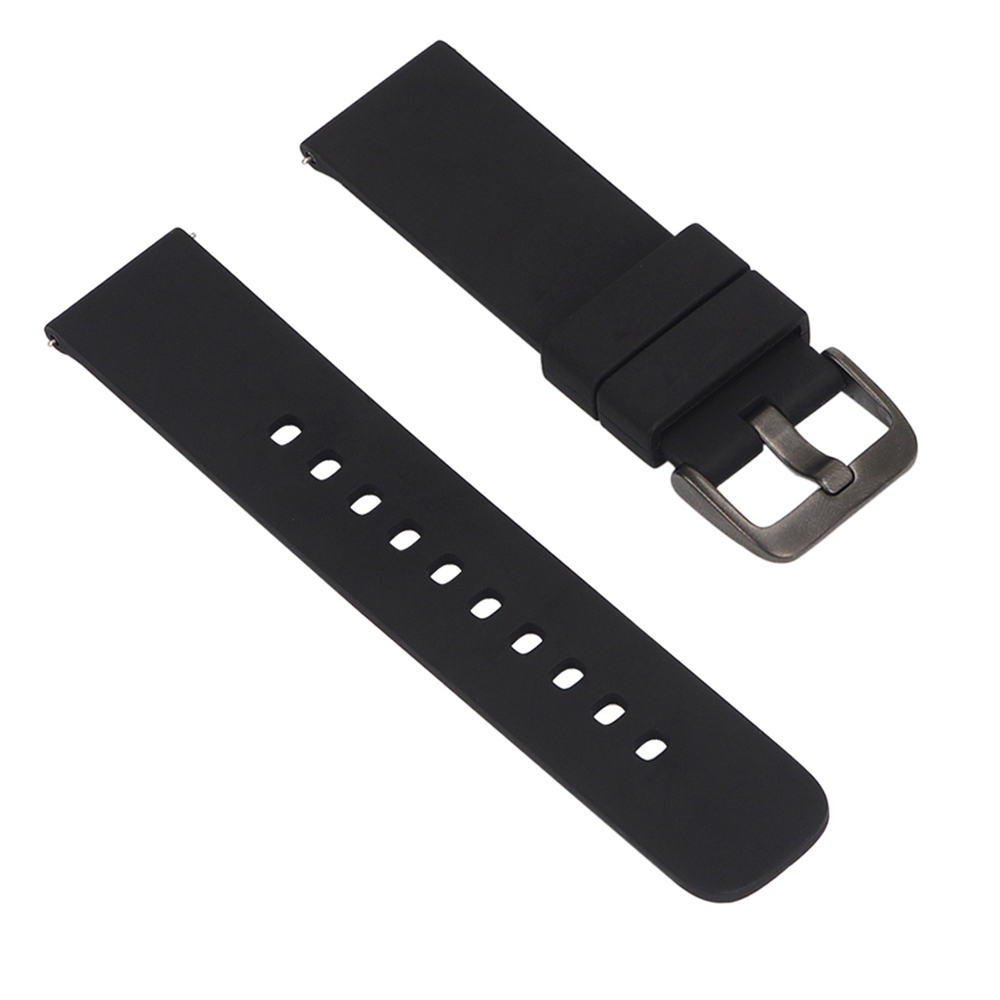 Strap for Samsung Gear S3 22mm Sports Silicone Watchbands for Classic SM-R770/ S3 Frontier SM-R760 / S3 Frontier SM-R765 Watch
