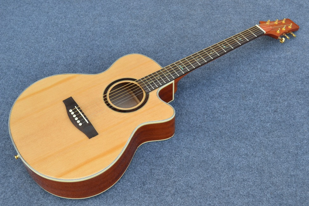 High quality Chinese acoustic guitar, first choice for beginners