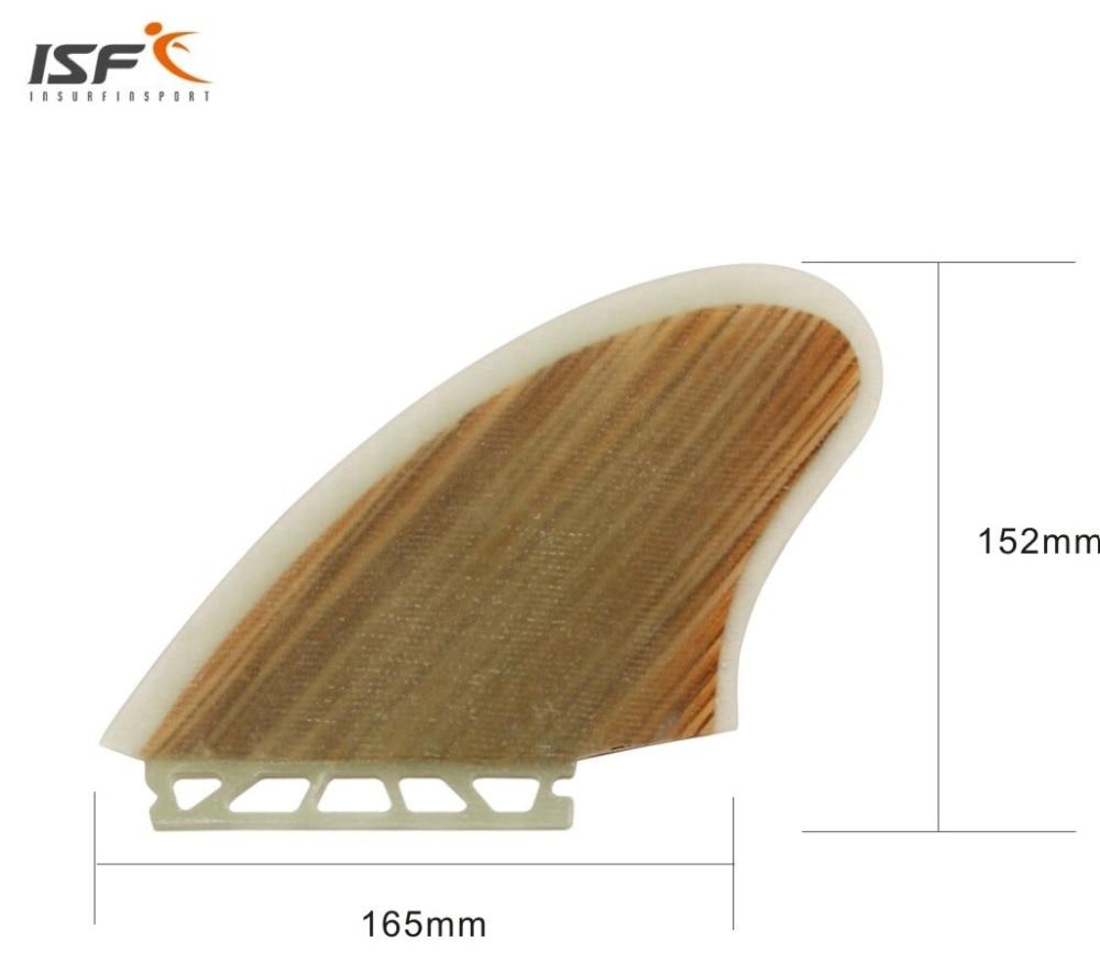 Nouvelle arrivée en fiber de verre futurs ailerons de planche de surf propulseur sup ailettes quilhas futures barbatanas surf jumeaux palmes 2 pièce pour le surf - 2