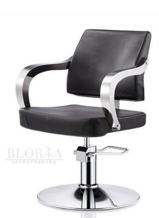 Stylish Minimalist Hairdressing Chair. Barber Chair... Hydraulic Chair Guest Chair 001