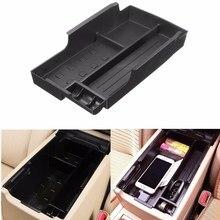 Auto Mittelarmlehne Aufbewahrungsbox Handschuhfach Fach Aufbewahrungsbox Auto styling für toyota camry xv50 2012 2013 2014 2015 auto zubehör