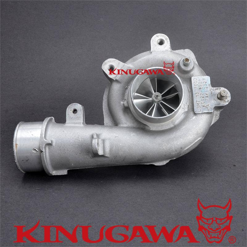 Kinugawa Boleto CHRA Cartucho De Turbo Kit Para MAZDA Mazdaspeed 3 6 CX7  CX9 Atualizar Para K04