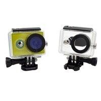 2015 High Quality Xiaomi Xiaoyi Yi Camera Waterproof Case For Xiaoyi Sports Camera Yi Action Camera