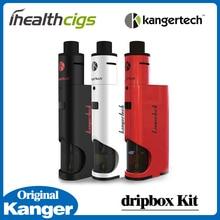 100% Original Kanger Dripbox Kit 7ml Capacity Subdrip Tank with dripbox battery mod