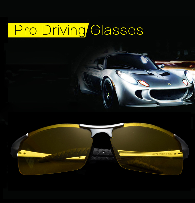 Polarised Sunglasses Driving  aliexpress com 2017 mens night vision glasses polarized