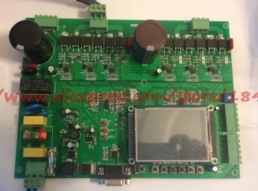 AC servo PMSM development board STM32 FOC sine wave (BLDC, PMSM) development board -FOC4.2 Library