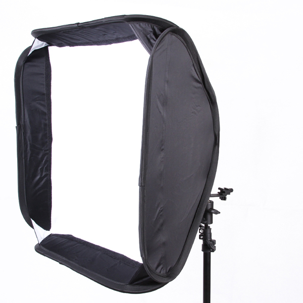Photo Studio 32 80x80cm Portable Softbox Soft Box for Flash Light Speedlite Photo Speedlight studio accessory запонки серебро россии 2011 52484