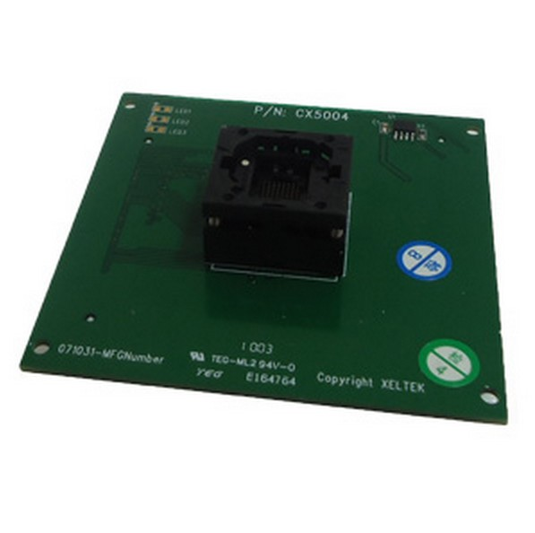 Adaptateur de prise DX5004 pour programmeur xeltek superpro 6100 p