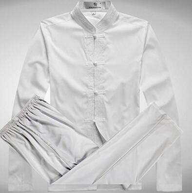Summer new 2017 white silk long sleeve font b shirt b font font b men b