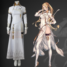 nier automatas NieR Automata Commander Cosplay Costume adult