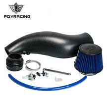 PQY – Plastic Air Intake Pipe For Honda civic 92-00 EK EG with air filter intake pipe Black PQY-AIT11BKN