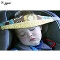 Apoio de Cabeça Posicionador Sono Do Bebê Carrinho De Bebê Carrinho De Criança Assento de Segurança do carro Cinto de Fixação de Cinto de Apoio de Cabeça Ajustável 1 pc Crianças YS042